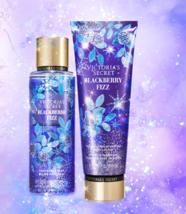 Victoria's Secret Blackberry Fizz Fragrance Lotion + Fragrance Mist Duo Set - $39.95