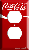 COKE COCA-COLA CLASSIC ELECTRIC OUTLET COVER WALL PLATE - $9.99