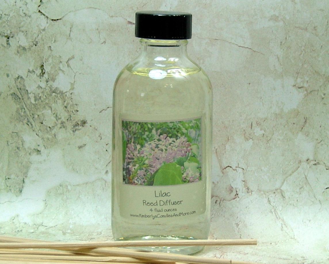 Diffuser lilac 8x10