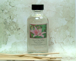 Lily of the Valley Reed Diffuser - $12.00