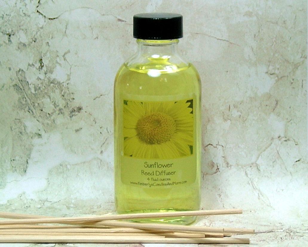 Diffuser sunflower 8x10
