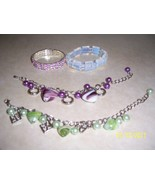 Lot of 6 jewelry pieces, new - $15.00