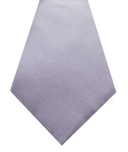 NEW CLUB ROOM SPARTAN SOLID PURPLE LILAC 100% SILK NECK TIE $52 - $8.90