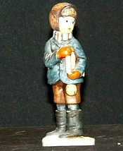 """""""Back to School"""" by Norman Rockwell Figurine AA19-1662 Vintage NR2 image 1"""