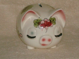 Shy Little Miss Pig - $20.00