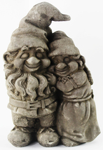 Love Gnomes Concrete Statue  - $74.00