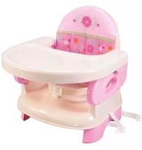 Summer Infant Deluxe Comfort Folding Booster Seat, Pink - $32.73