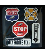 NFL Philadelphia Eagles Road Sign Magnet - $12.99