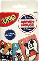 UNO Disney Mickey Mouse and Friends Card Game - $10.88