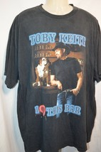 Toby Keith I Love This Bar 2XL 2003 Screen Play T-Shirt Vintage - $28.50