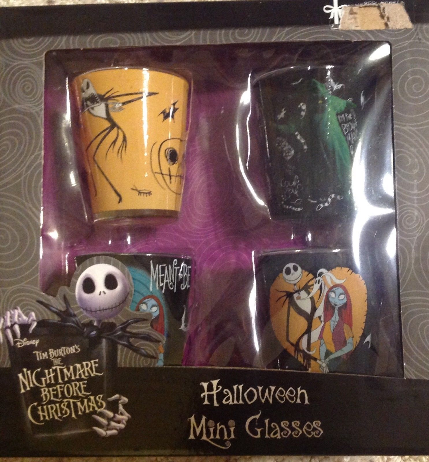 Nightmare Before Christmas Halloween 4 Shot and 27 similar items