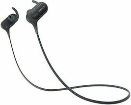 Sony MDR-XB50BS Wireless Bluetooth In Ear Headphones - Black - $16.83