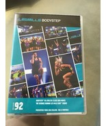 Les Mills BodyStep release 92: CD, DVD, and Choreography Notes - $54.45