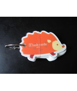 Japan mini hedgehog keychain note pad - $7.00