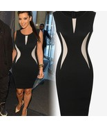Cool Beautiful Ladies Formal Party Pencil Dress Business Dress - $39.99