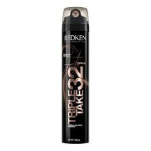 Redken Triple Take 32 Extreme High Hold Hairspray 9 oz. by REDKEN - $20.50