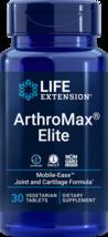 Arthromax Elite, 30 Vegetarian Tablets - $22.50
