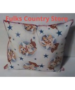 """Small throw pillow Toy Story Woody 12x10"""" children kid - $4.94"""