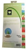"Provo Craft Cricut Christmas Cheer Paper, 6"" x 12"", 36 Sheets"