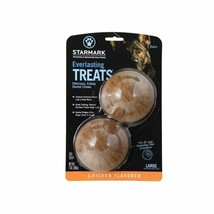 Starmark Everlasting Treats Large For Dogs Over 40 LBS NEW - $16.86 CAD