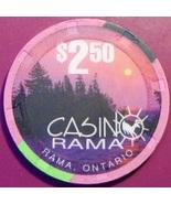 $2.50 Casino Chip, Casinorama, Ontario, CAN. V29. - $4.99