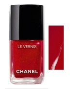 Chanel Le Vernis Nail Colour Polish .4 oz/13 ml New in Box - 500 Rouge E... - $20.99