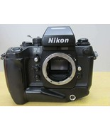 Nikon 2505682 F4 Mb 21 Film Slr Limited Edition Series Collection Special - $256.14