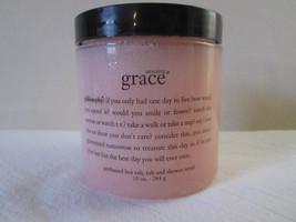 Philosophy Amazing Grace Original Formula Pre-Coty Hot Salt Scrub, 10 Oz - $35.00
