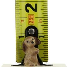 Hagen Renaker Miniature Dog Cocker Spaniel Pup Begging Ceramic Figurine image 2