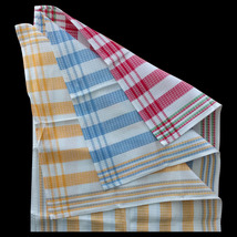 Extra Large Striped Tea Towel - 100% French Cotton - $12.50