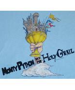 Monty Python & The Holy Grail Movie Logo Puff T-Shirt Size XL UNWORN - $14.50