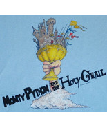 Monty Python & The Holy Grail Movie Logo Puff T-Shirt Size XL NEW UNWORN - $14.50