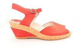 VINTAGE Dansko Charlotte wedges  Sandals Red Women's Size  40() - $93.18