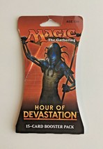 Magic the Gathering Booster Pack - Hour of Devastation - Sealed - New in... - $3.95
