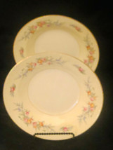Homer Laughlin Porcelain Eggshell Georgian Cashmere Round Soup Salad Bowls - $25.74