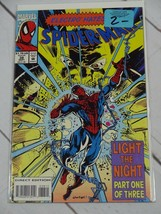 Spider-Man #38 Electro Hates (Sep 1993, Marvel) Bagged and Boarded - C1843 - $2.99
