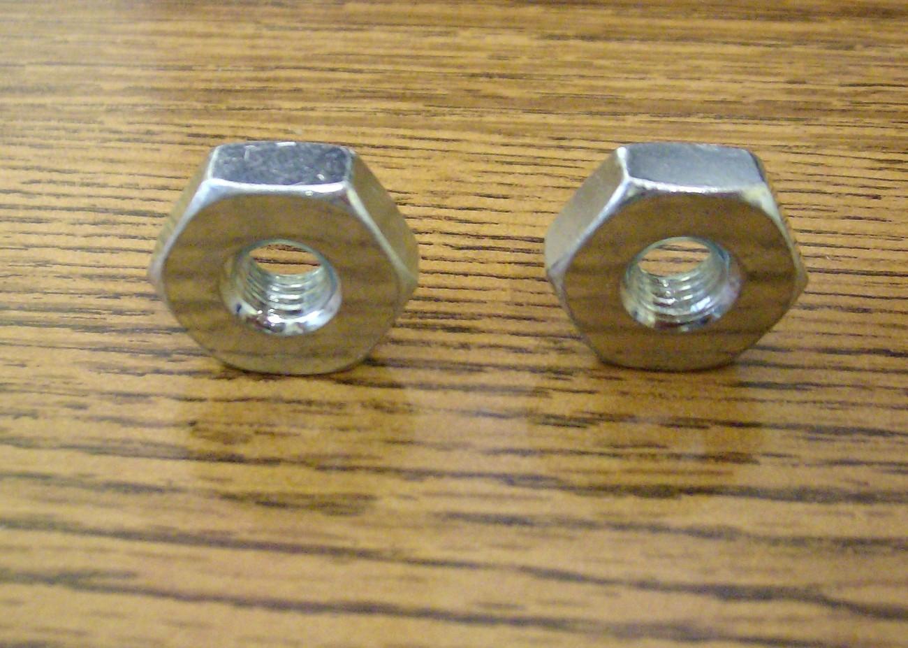 Bar nuts fits Stihl 028AV, 032AV, 034AV, 041AV, 042AV and 045AV, 00009550801 - $4.95