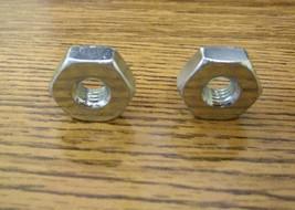 Bar nuts fits Stihl 028AV, 032AV, 034AV, 041AV, 042AV and 045AV, 0000955... - $4.95