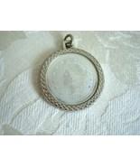 Vintage Bi-Centennial 1776 Twenty D. Commemorative Silver-tone Coin Meda... - $5.00