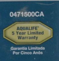Aqualife 0471500CA Reliable Durability Kichen Faucet Spray image 3