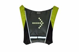 Jocca Gilet Bicicletta Unisex Con Indicatore di Luce LED Sottolineare Tuoi - $228.61