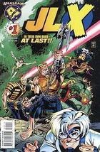 JLX #1 : A League Of Their Own (Marvel - DC Amalgam Comic Book 1996) [Comic] [Ja - £3.13 GBP