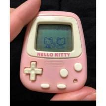 Nintendo Pocket Hello Kitty Game Console Pedometer Sanrio Used #0643 - $57.18