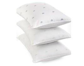 Ralph Lauren Standard Logo Pillow Medium Support Synthetic Fiberfill - $365,60 MXN