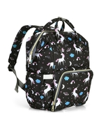 Fashion pattern diaper backpack thumbtall