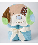Blue Dog Hooded Towel - $30.00
