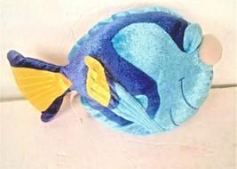 "Disney Parks Plush DORY Pixar Finding Nemo 10"" Blue Fish Plush Animal VTG - $19.75"