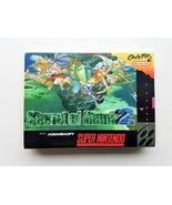 Secret of Mana 2 - RPG English Translated Super Nintendo (SNES) USA Seller - $27.99 - $34.99
