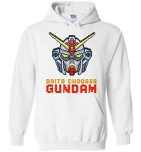 Ready Player One - Daito Chooses Gundam Hoodie - $32.99+