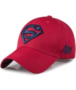letter superman cap casual outdoor baseball caps for men hats women snapback caps for thumbtall